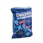 Corkers: Brittish Hand Cooked Chips Sea Salt