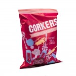 Corkers: Brittish Hand Cooked Chips Sweet Thai Chilli
